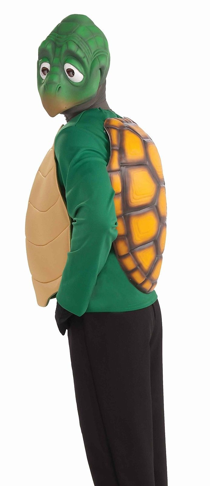 Turtle Tortoise Shell u0026 Mask Adult Humor Unisex Animal Party Halloween Costume  sc 1 st  eBay & Turtle Tortoise Shell u0026 Mask Adult Humor Unisex Animal Party ...