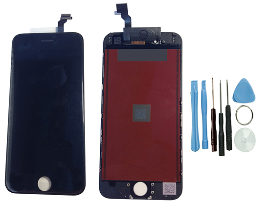 Replacement LCD screen for the iPhone 6 Black