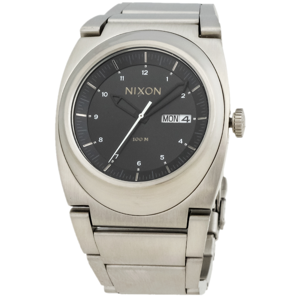 Nixon Steele Tops: Nixon Don II Stainless Steel Quartz Men's Watch