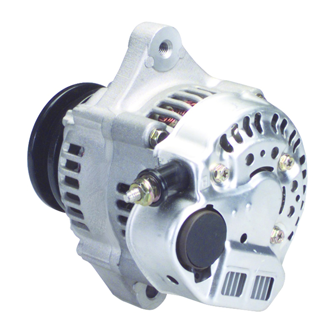 Mini Gm Denso Alternator 1 Wire For Bbc Sbc Chevy Race Car Hot Advanced Wiring New Style Street Rod One Hookup 35 Amps
