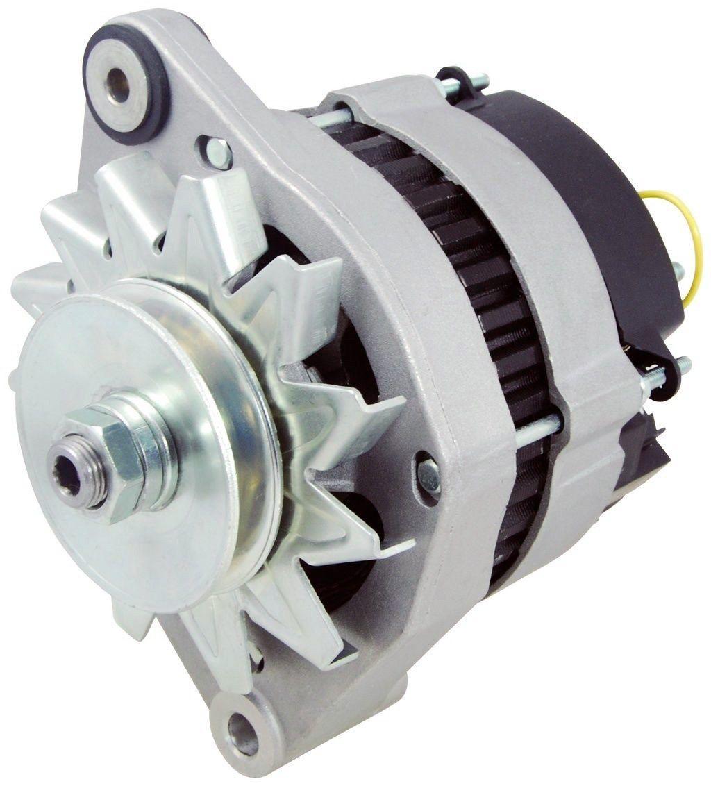 regulator bosch volvo alternator type volt voltage