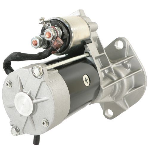 New Starter for Thermo King NWD Series Truck Unit 74-13 Isuzu 2.0L Diesel