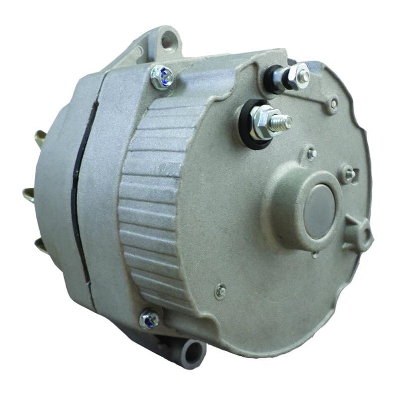 Alternator 12V Self Exciting 1 One WireTotally EnclosedDelco 10SI ...