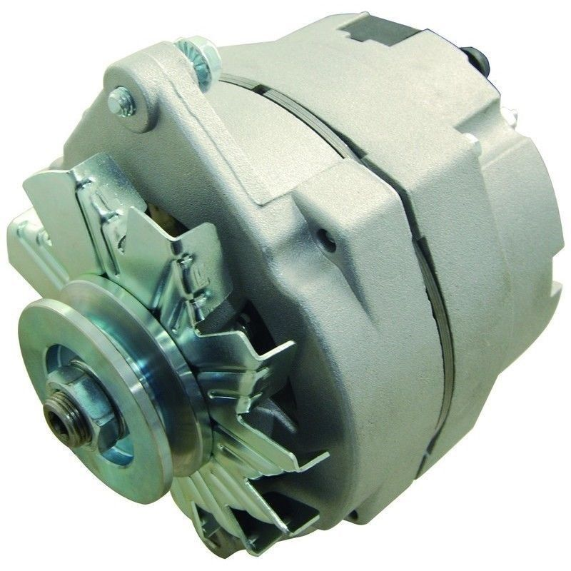 Alternator For Delco 10SI 24 Volt 1 One Wire With R Terminal Self ...