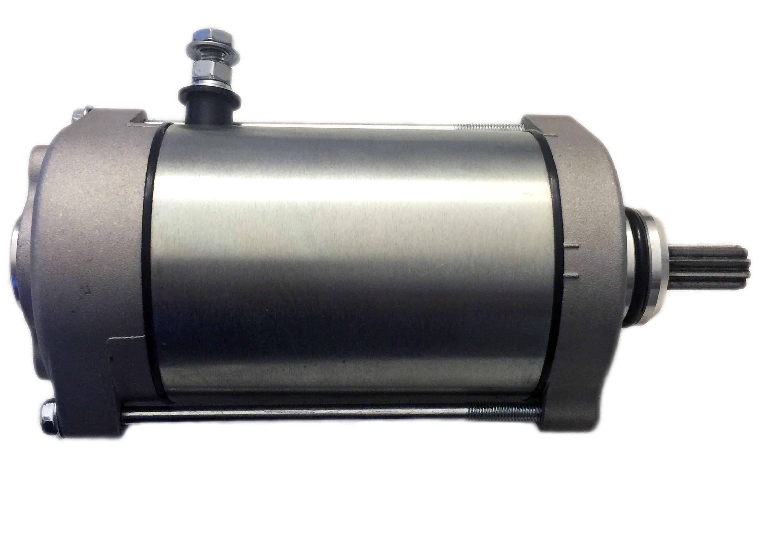 Starter For John Deere UTV Gator RSX 850i 839cc Replaces MIU13949 MIU13367