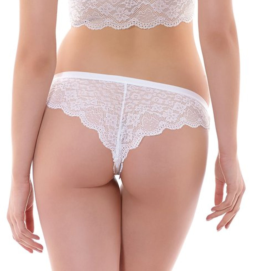 Freya-Fancies-Brief-Brazilian-Low-Rise-1017-Sheer-Lace-Knickers-Lingerie thumbnail 17