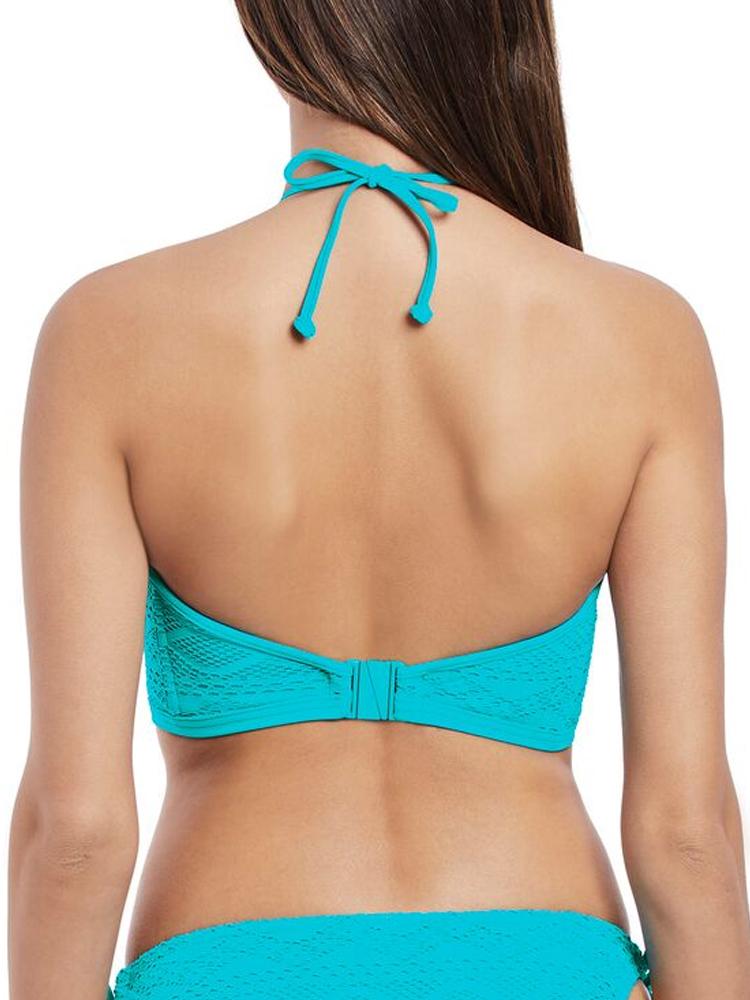 Freya-Sundance-High-Neck-Sexy-Crop-Bikini-Top-3973-U-W-Light-Padding-Pink-Blue