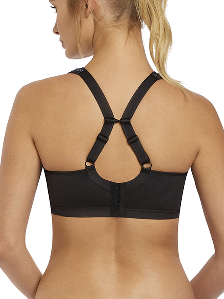 Freya-Active-Force-Bra-Soft-Cup-Crop-Top-High-Impact-Sports-4000-No-Wires-J-Hook thumbnail 4