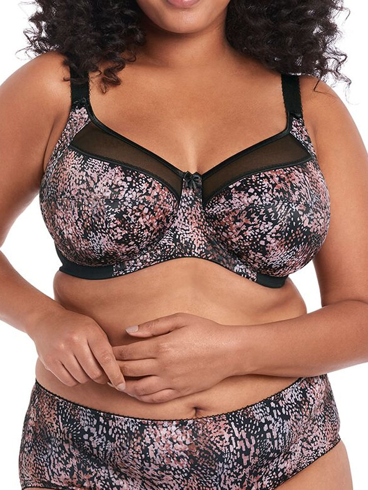 Goddess Kayla Bra Side Support Full Cup 6162 Non Padded Underwired Plus Size