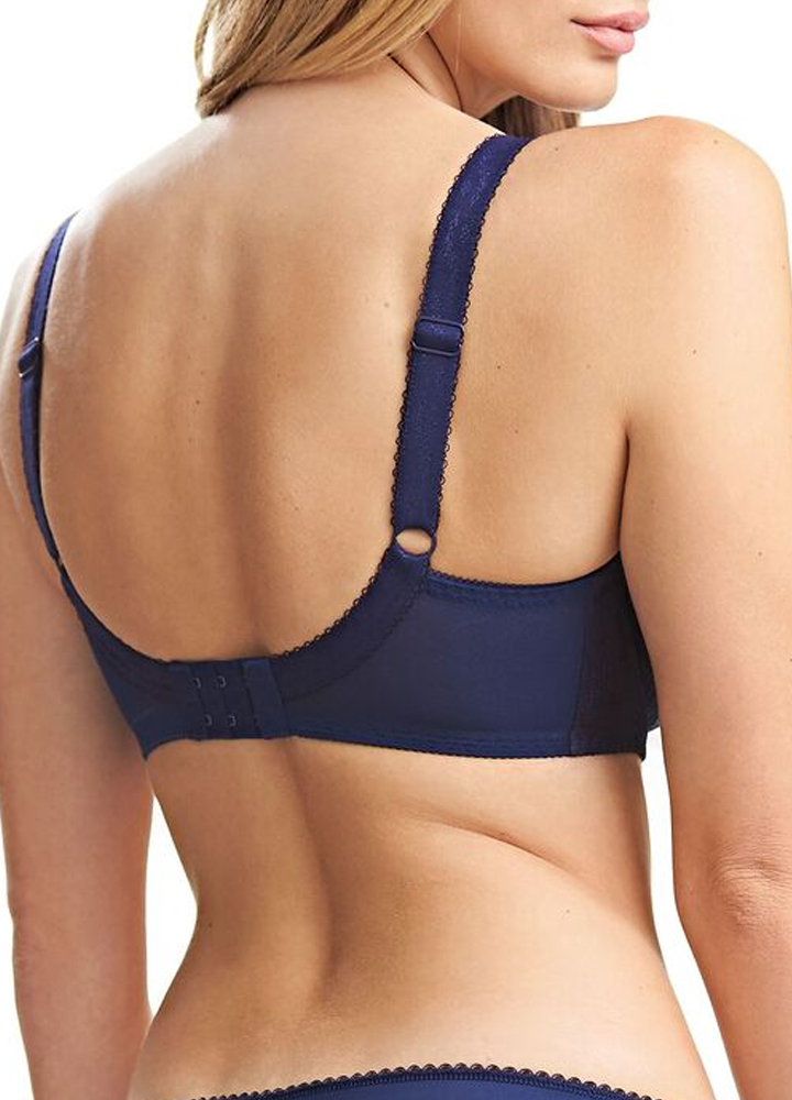 Fantasie-Estelle-Bra-Side-Support-Balcony-9352-Underwired-Lined-Lace-Lingerie thumbnail 5