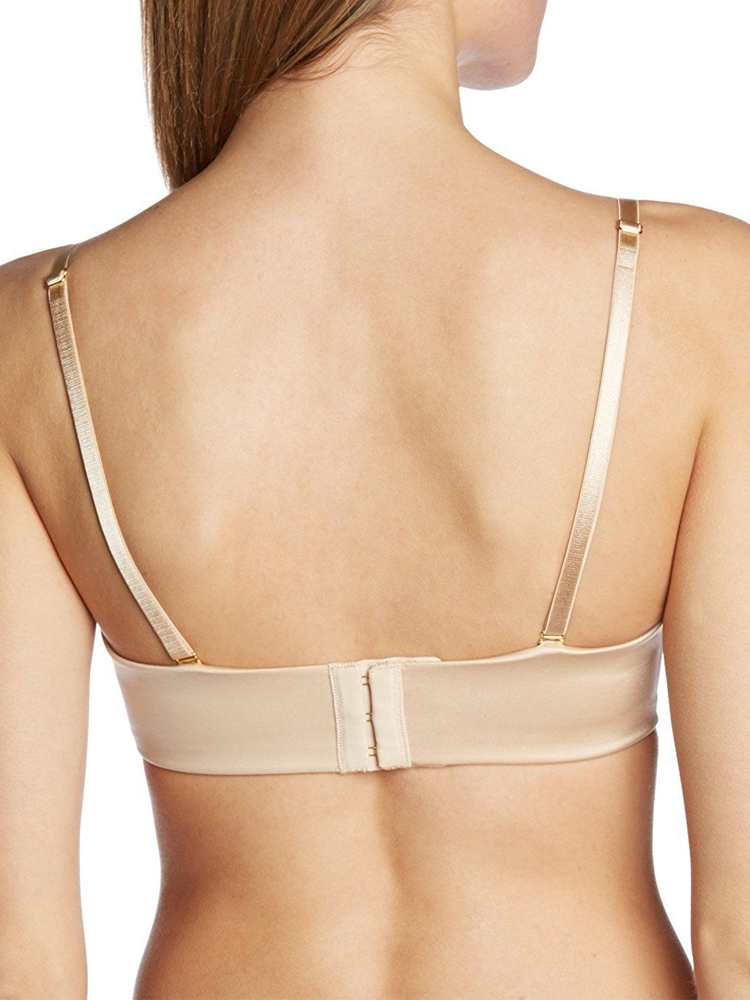 33f266f5d1cd Ultimo Strapless Multiway Plunge Bra 0401 Underwired Removable Gel ...