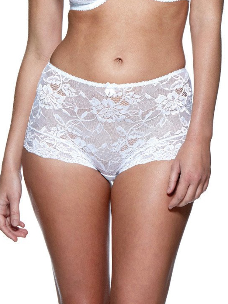Charnos-Rosalind-Seamless-Deep-Brief-165100-Lace-Knickers-10-12-14-16-18-20