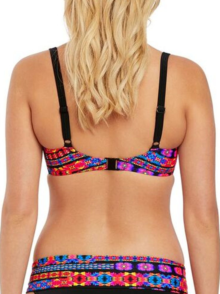 9a0dc9d6a5916 click image to enlarge. Freya Echo Beach Plunge Bikini Top 2916 Underwired  Padded Swimwear ...
