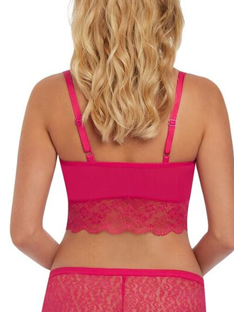Freya-Fancies-Bralette-Bra-1010-Non-Wired-Soft-Cup-Lace-Sexy-Lingerie