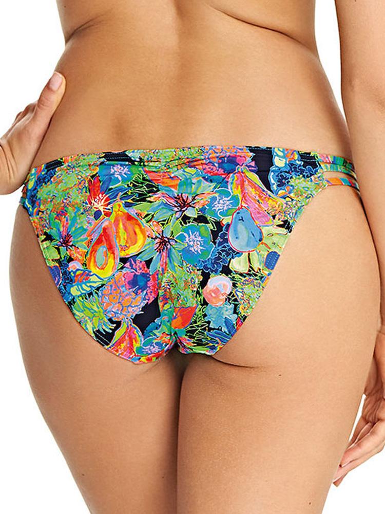 a111a6557fb7f Freya Island Girl Tanga Mid Rise Bikini Brief 2984 Bottoms Black ...