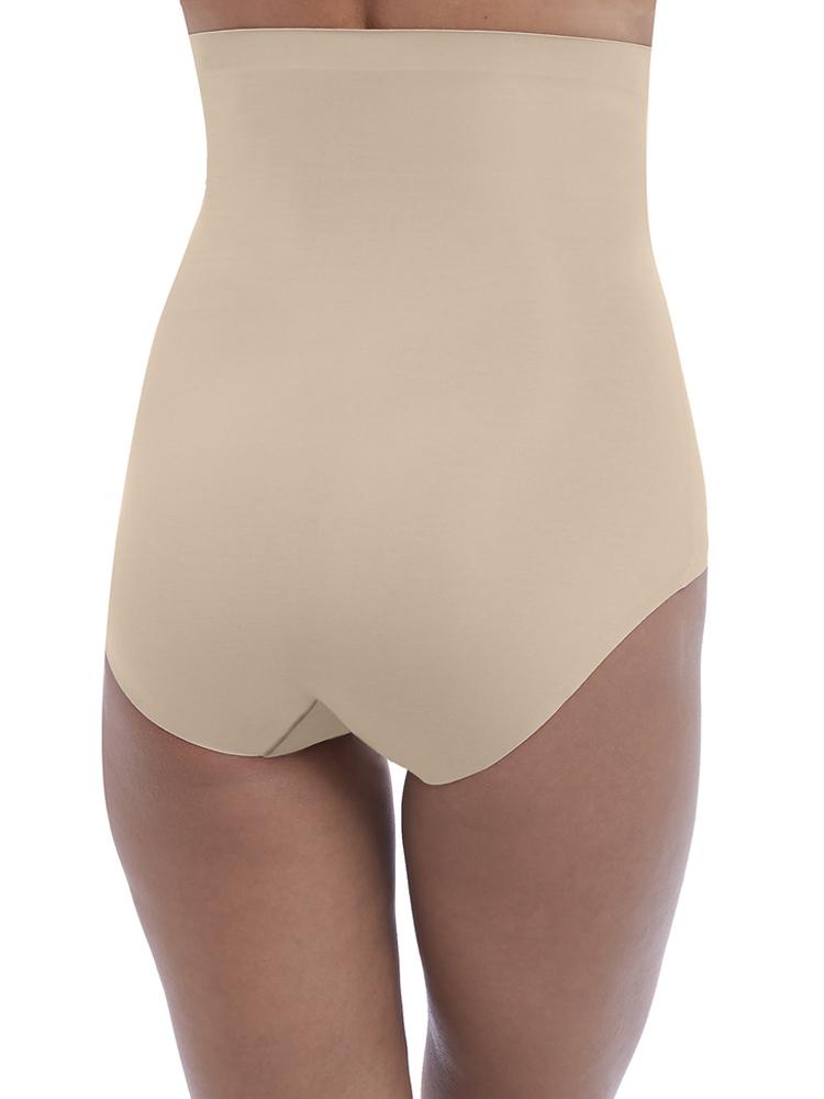 Shapewear Precise Wacoal Beyond Naked Cotton High Waist Shapewear Brief 808330 Slimming Lingerie