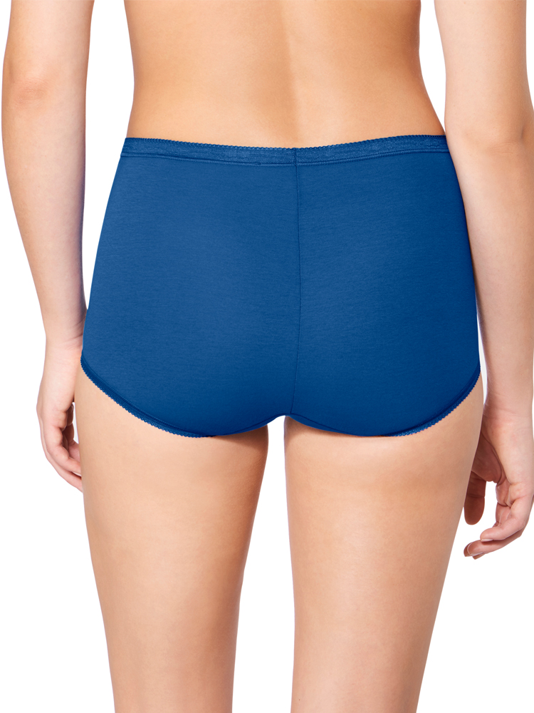 Briefs High Rise Maxi 95/% Cotton 10105593 Comfort Knickers 3 Pack Sloggi Basic
