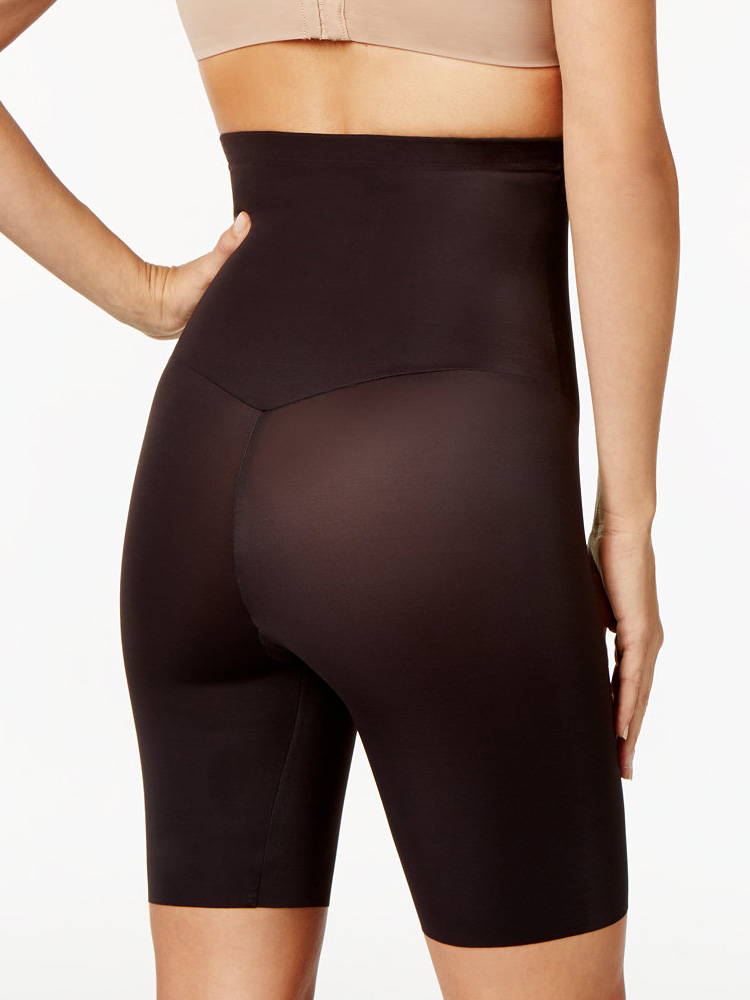 Shapewear Maidenform Firm Foundations Dm5001 High Waist Thigh Slimmer Shapewear