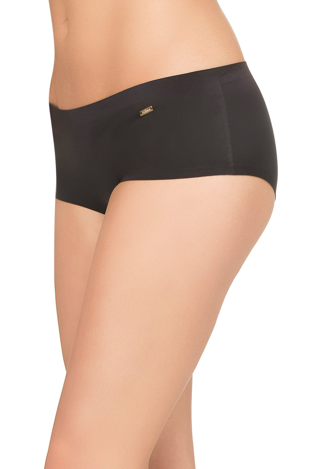 Ultimo Invisible Short Mid Rise 0472 No VPL Smooth Seamless Knickers Lingerie