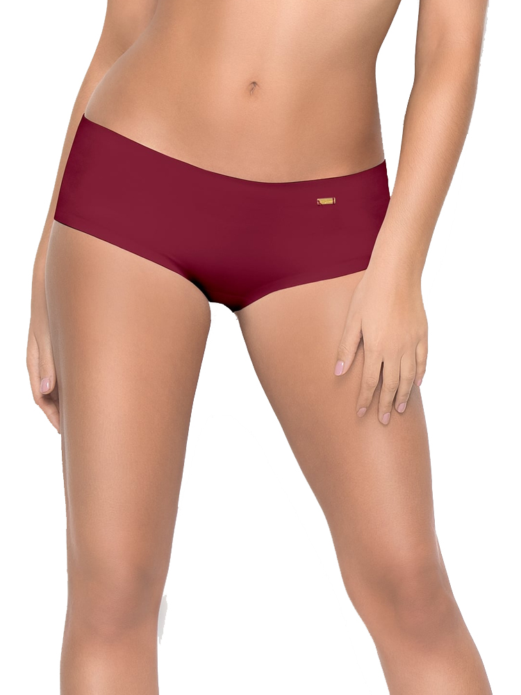 click image to enlarge. Ultimo Mid Rise Short 047504 05 Smooth Silky  Microfibre Briefs Knickers Lingerie e4972310d