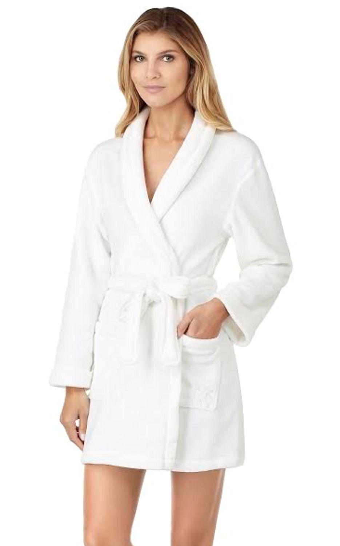 DKNY Signature Fleece Cosy Long Sleeve 36\