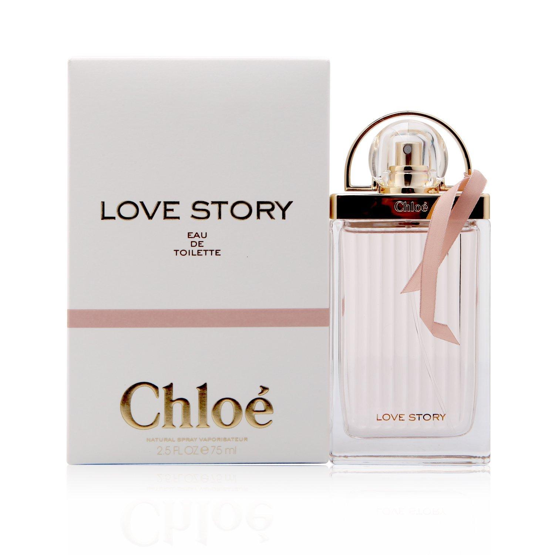 1191b64b7a Chloe Love Story by Chloe Eau De Toilette Spray for Women 2.5 fl oz 75 ml