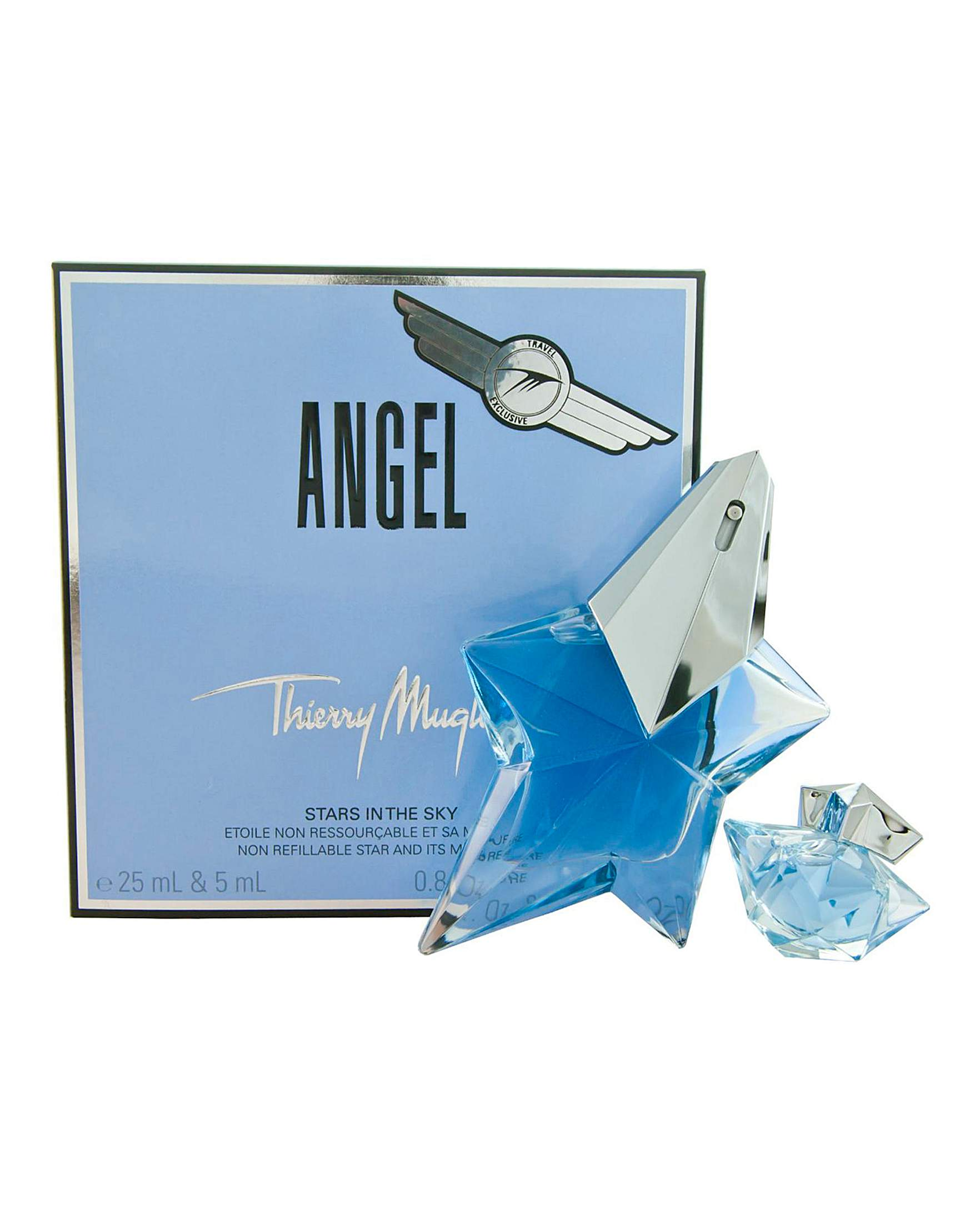 46c3875aa26a5 Angel Star In The Sky By Thierry Mugler Non Refillable SET 2 PCS For Women s