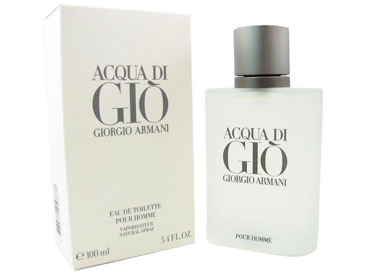 859054c719 Acqua di Gio by Giorgio Armani Eau de Toilette 3.4 FL oz/ 100ml | eBay