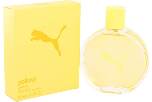 Puma Yellow By Puma Eau de Toilette For Women s 3.0 fl oz  90 ml ... 19ea159bb