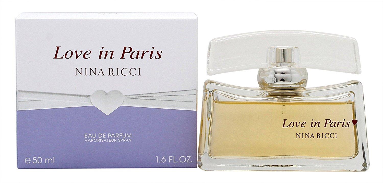 Love In Paris By Nina Ricci Eau De Parfum For Women s 1.6 fl oz 50 ... 8b5bc34d52