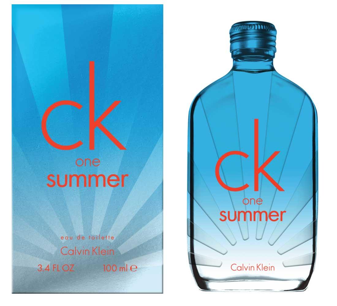 bc182c44f9 Ck one Summer By Calvin Klein new edition 2017 Unissex 3.4 FL OZ 100 ...