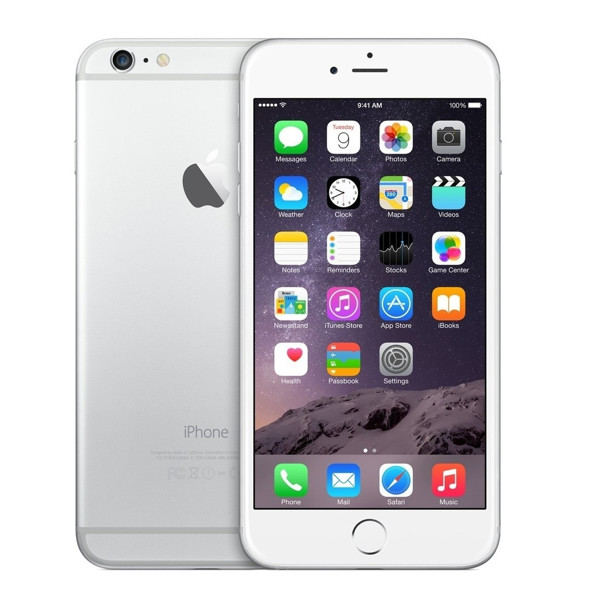 verizon iphone 6 plus apple cpo iphone 6 plus 16gb unlocked smartphone a1524 16395