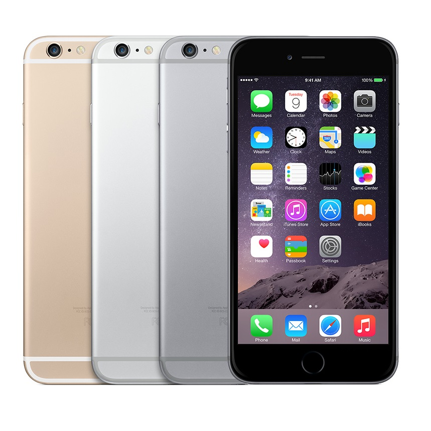 apple iphone 6 plus 128gb smartphone verizon no contract. Black Bedroom Furniture Sets. Home Design Ideas