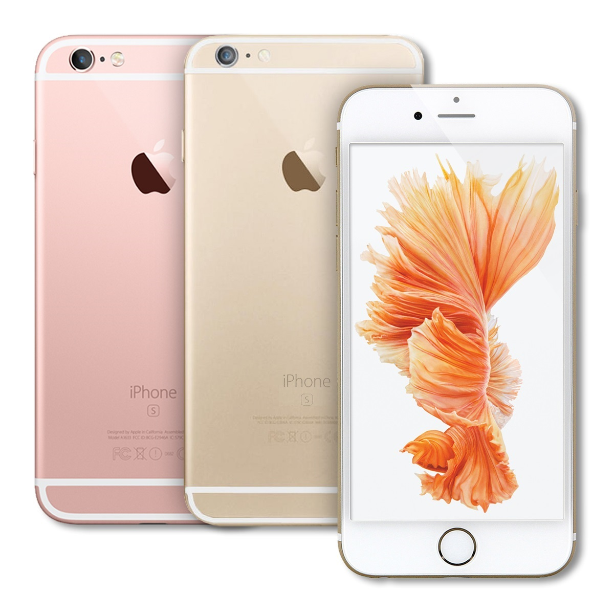 apple iphone 6s 32gb smartphone unlocked a1688 sprint t mobile verizon ebay. Black Bedroom Furniture Sets. Home Design Ideas