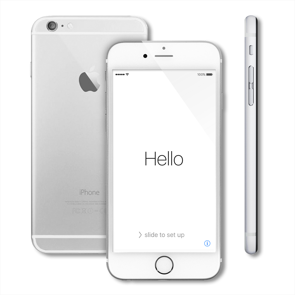 apple iphone 6 t mobile new apple iphone 6 128gb unlocked smartphone a1549 at amp t t 16586