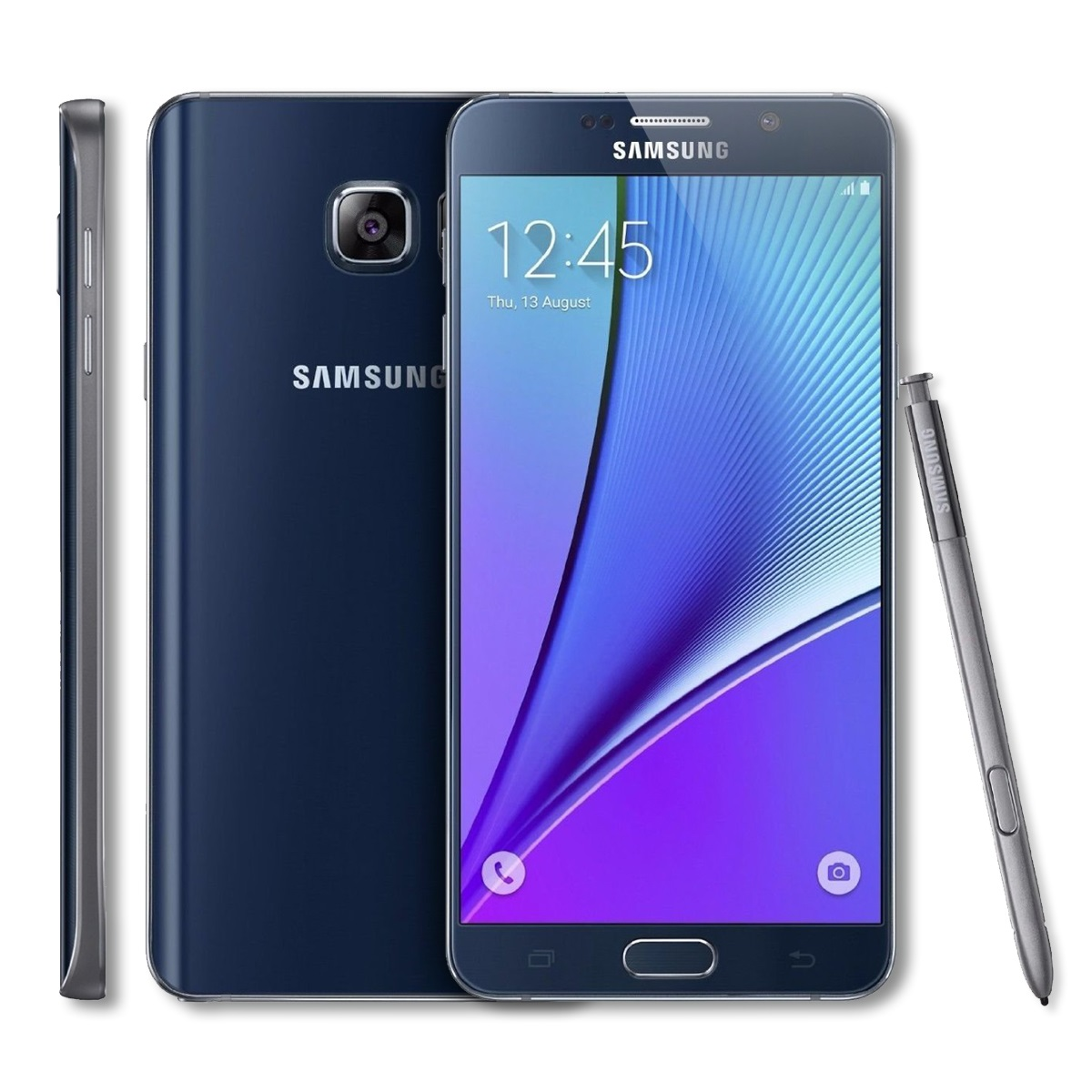 new style 73759 c15f1 UPC 887276153025 - Samsung - Galaxy Note5 4g Lte With 64gb Memory ...