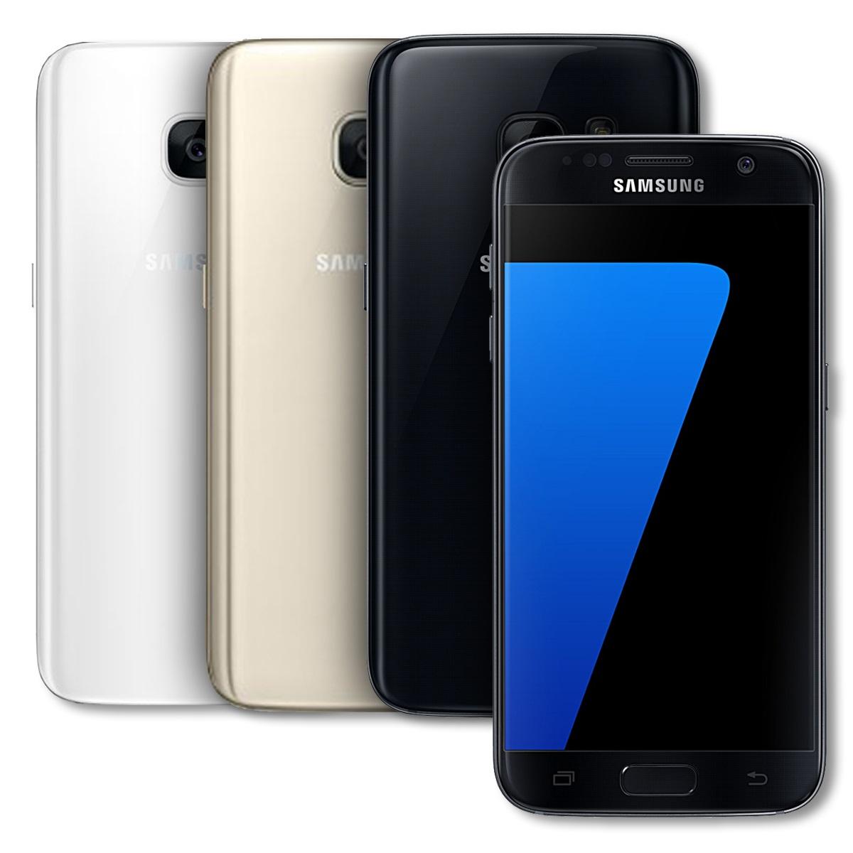 samsung galaxy s7 32gb sm g930a smartphone 4g lte att g930 ebay. Black Bedroom Furniture Sets. Home Design Ideas