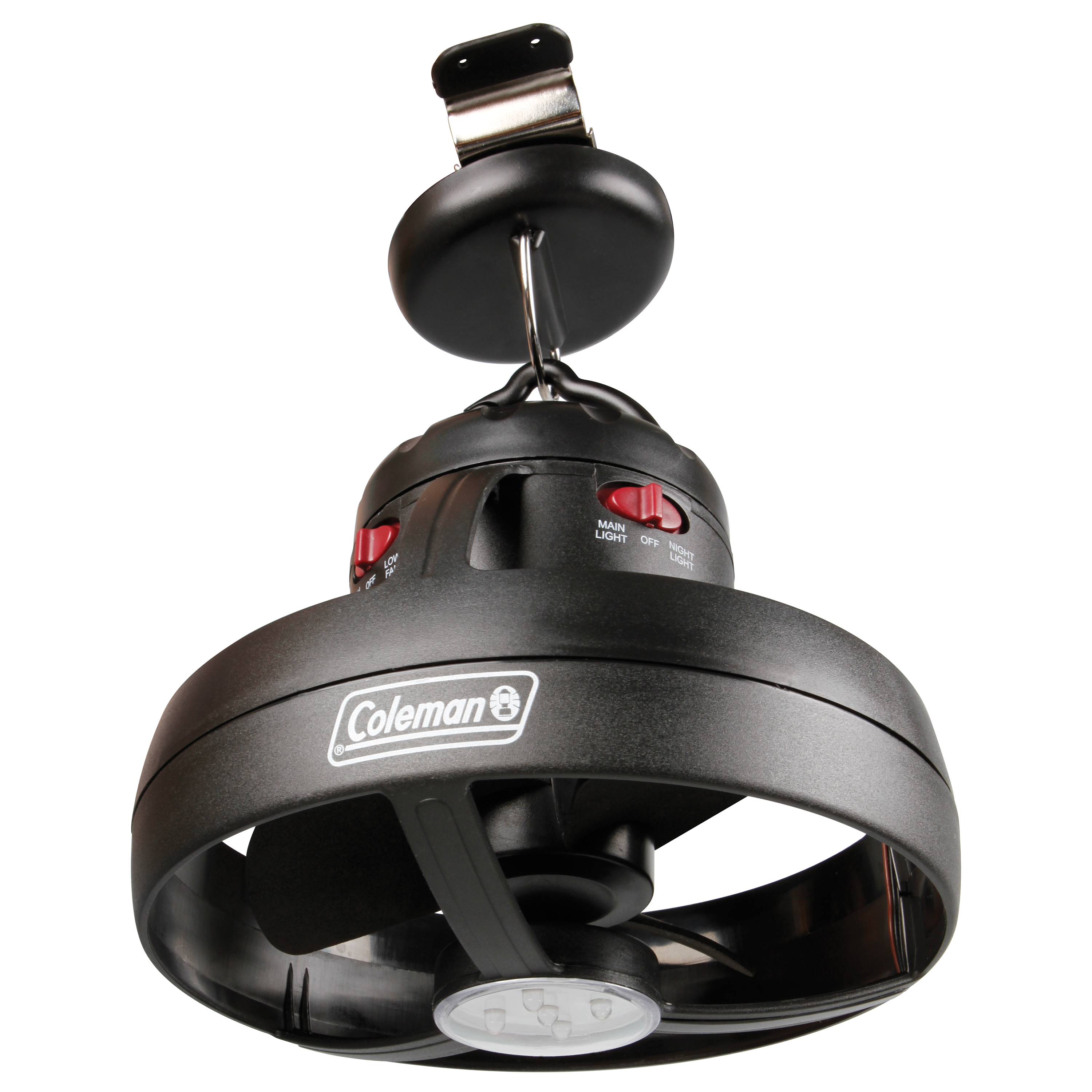 Coleman Cool Zephyr Camping Tent Portable Ceiling Fan W
