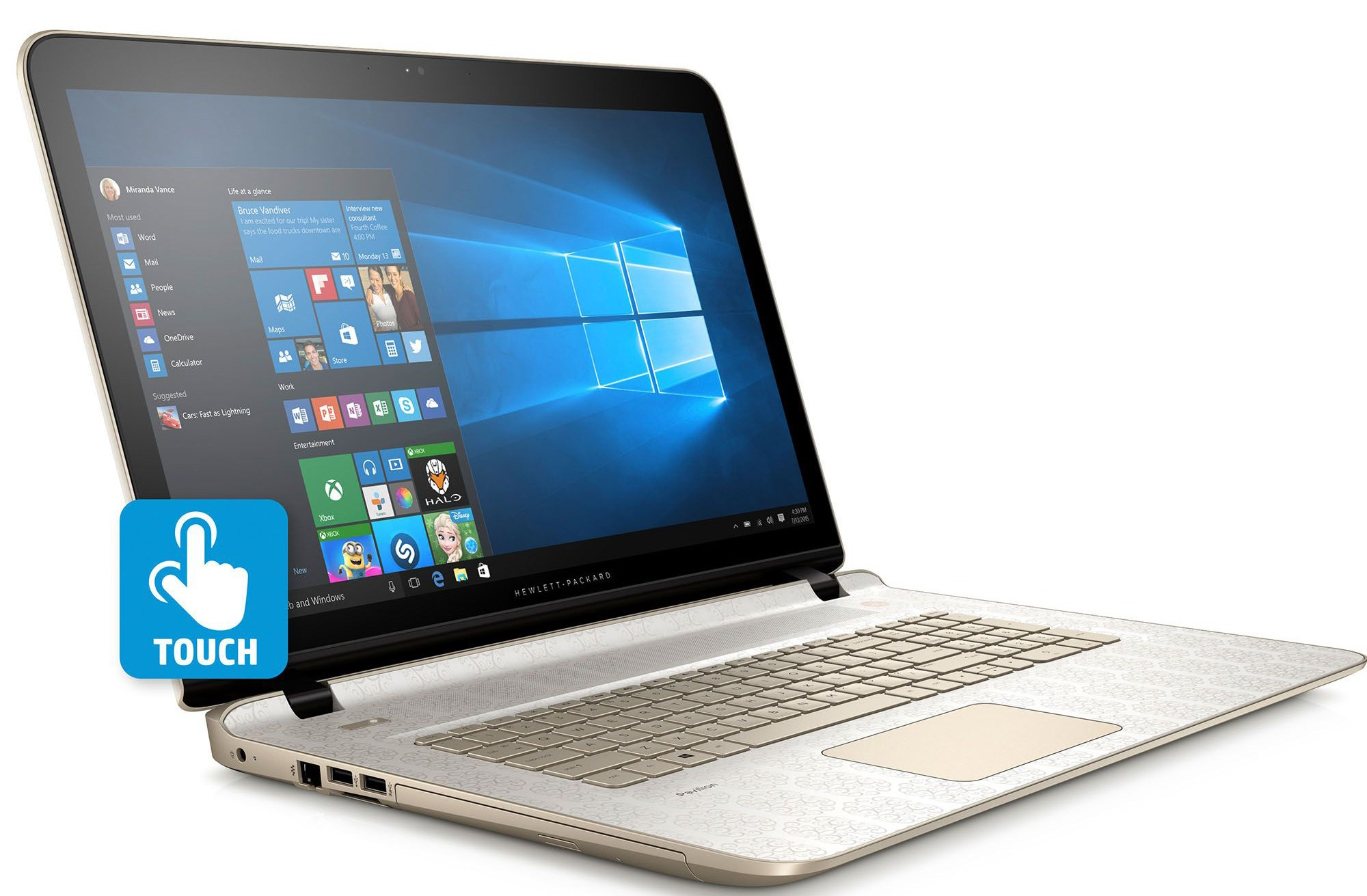 Image Is Loading HP Pavilion 17 G219CY 3 034 Touch