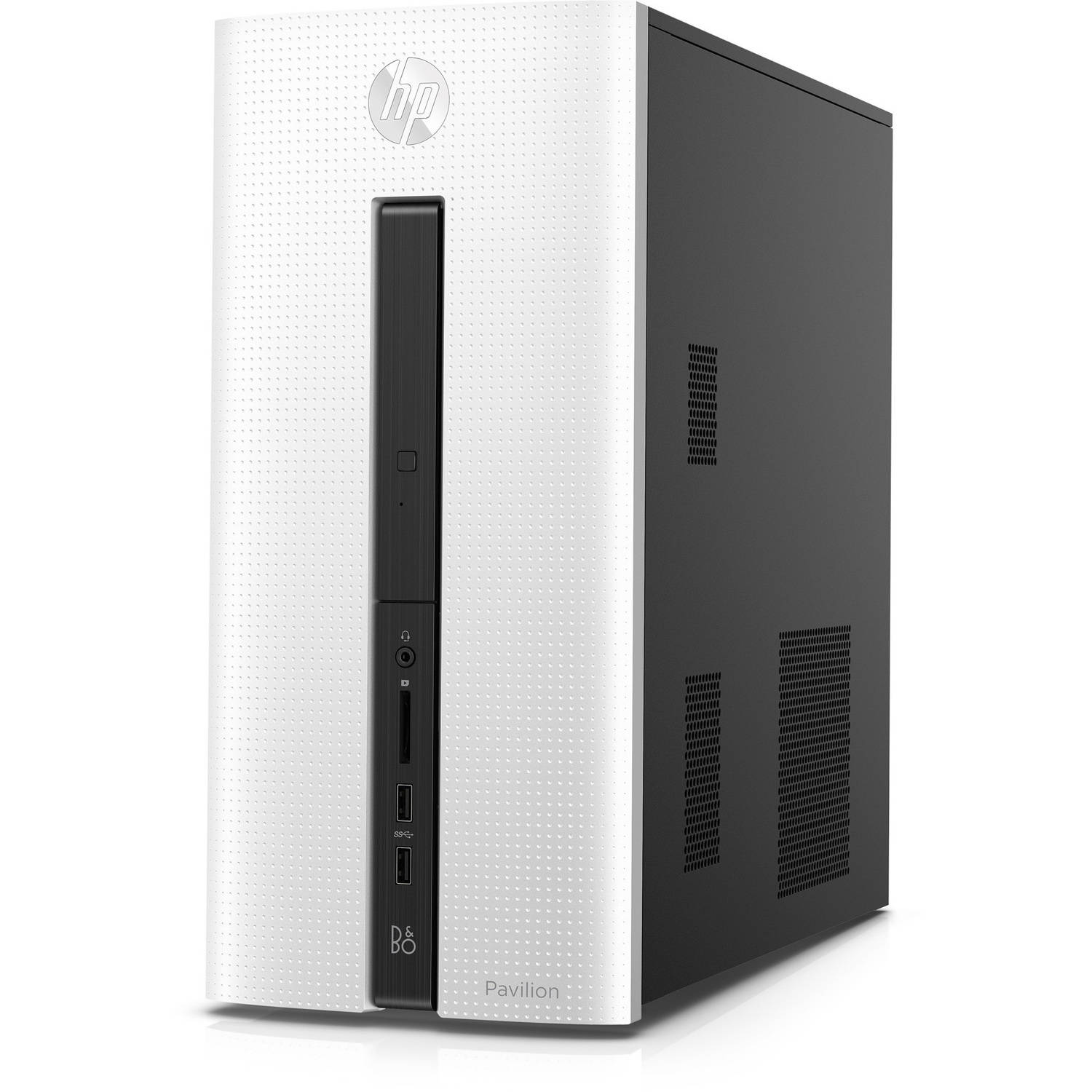 hp pavilion 550 150 desktop intel core i5 6400 2 7ghz 8gb. Black Bedroom Furniture Sets. Home Design Ideas