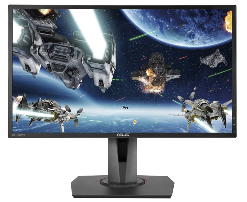 Asus Mg248q 24 Quot Lcd Led 1ms 144hz Gaming Monitor Dvi Hdmi