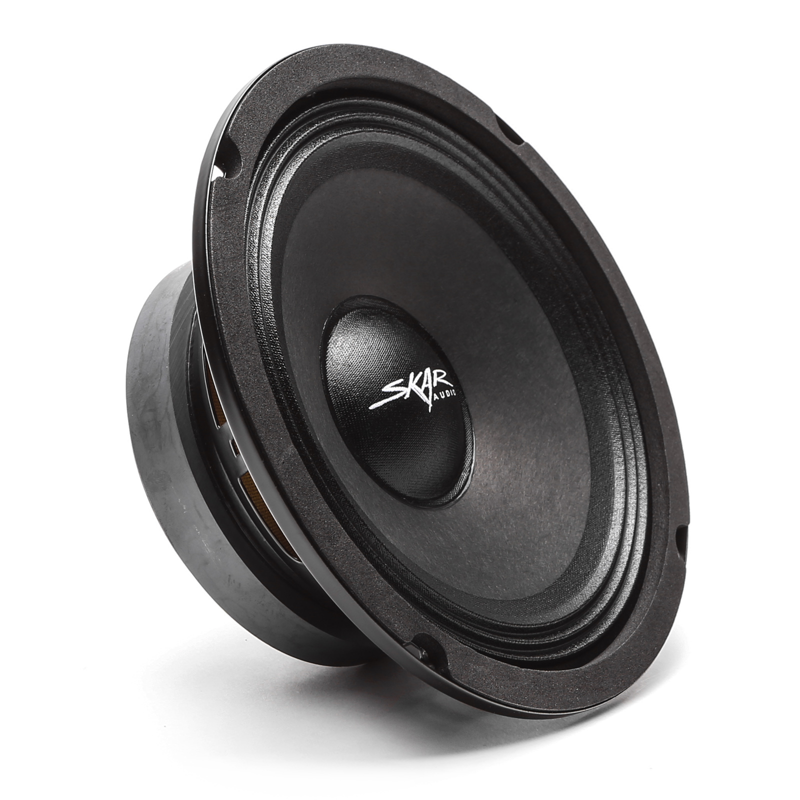 62ab53a8a Details about NEW SKAR AUDIO FSX65-4 300-WATT SINGLE 6.5-INCH 4 OHM MID- RANGE LOUDSPEAKER