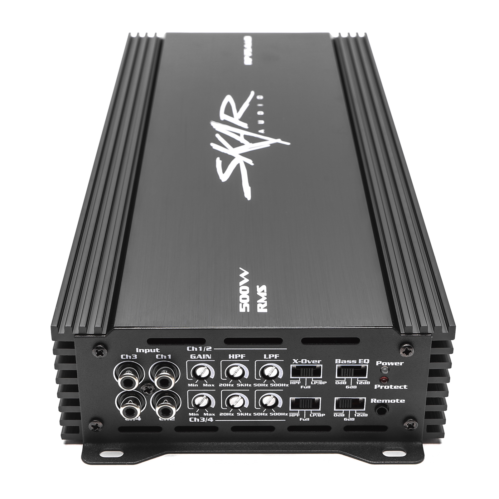 New Skar Audio Rp 754ab 500 Watt Rms Full Range Class A B 4 Channel Fosgate R250x4 250 4channel Car Amplifier Amp Wire Kit Please Click On The Images Below To Enlarge