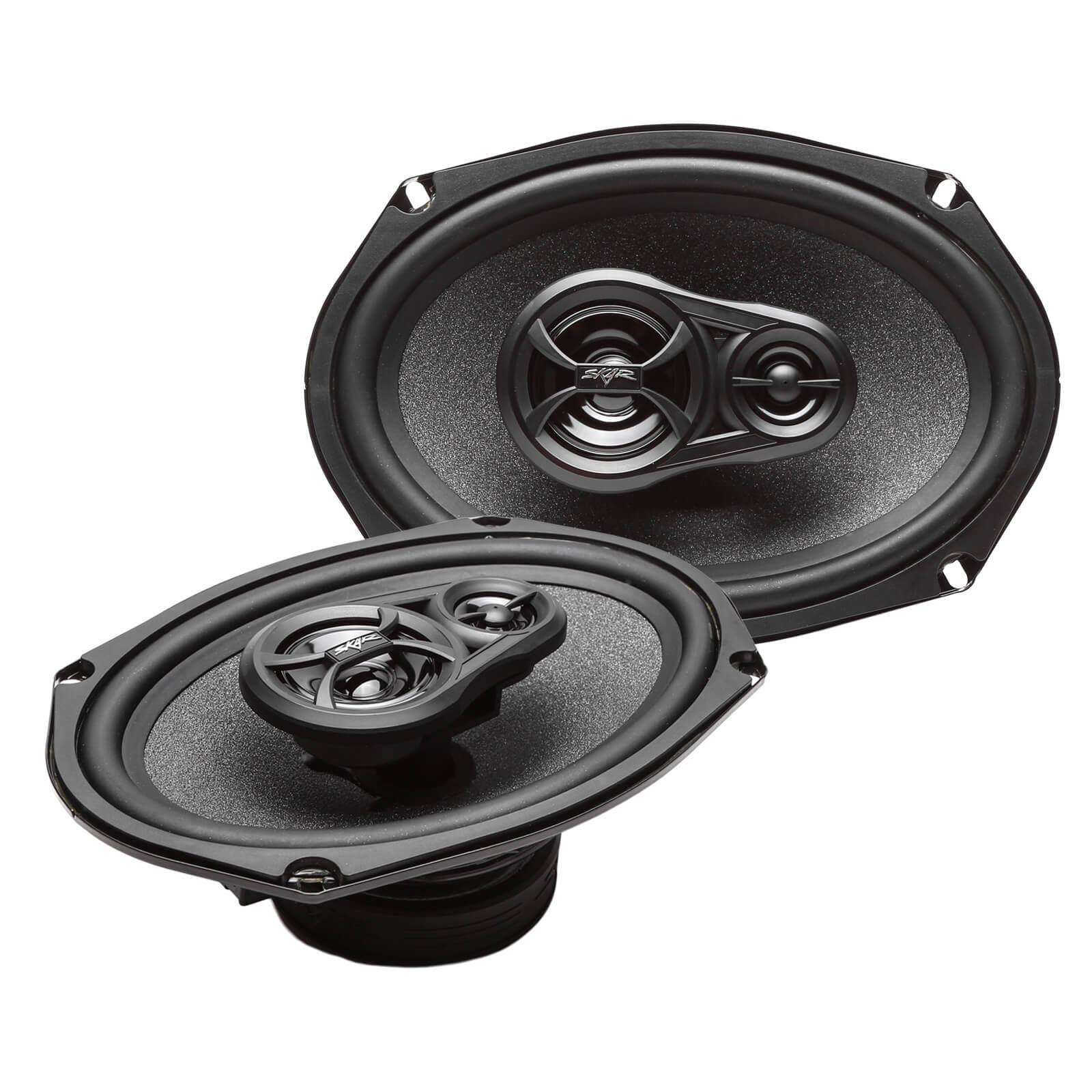 "Fits 1999-2001 Lexus ES 300 Front Door 6.5/"" RPX Speakers by Skar Audio"