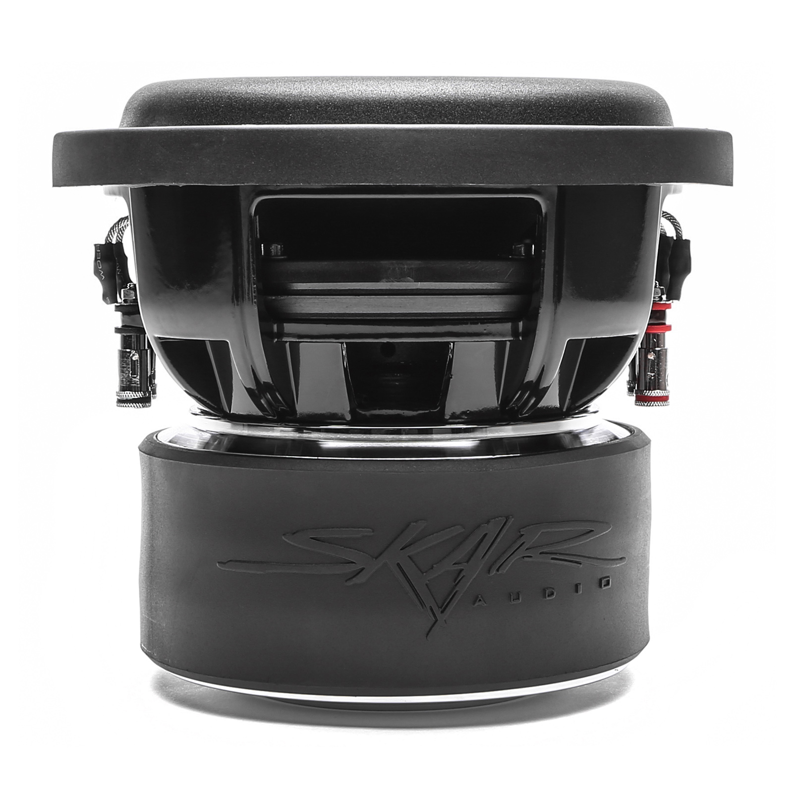 "NEW SKAR AUDIO ZVX-8 D4 8"" 900 WATT RMS DUAL 4 OHM SPL CAR"