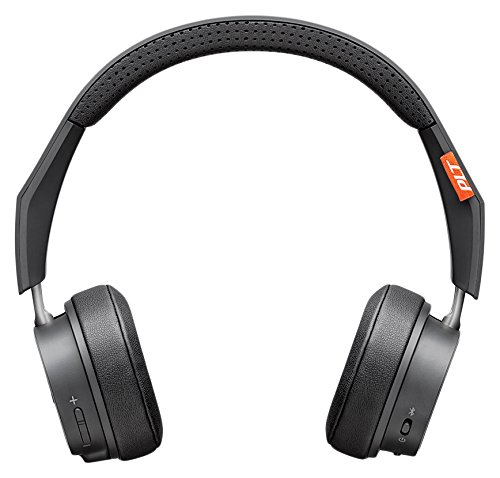 Plantronics Backbeat 500 Wireless Bluetooth Black Headphones Sport Ebay