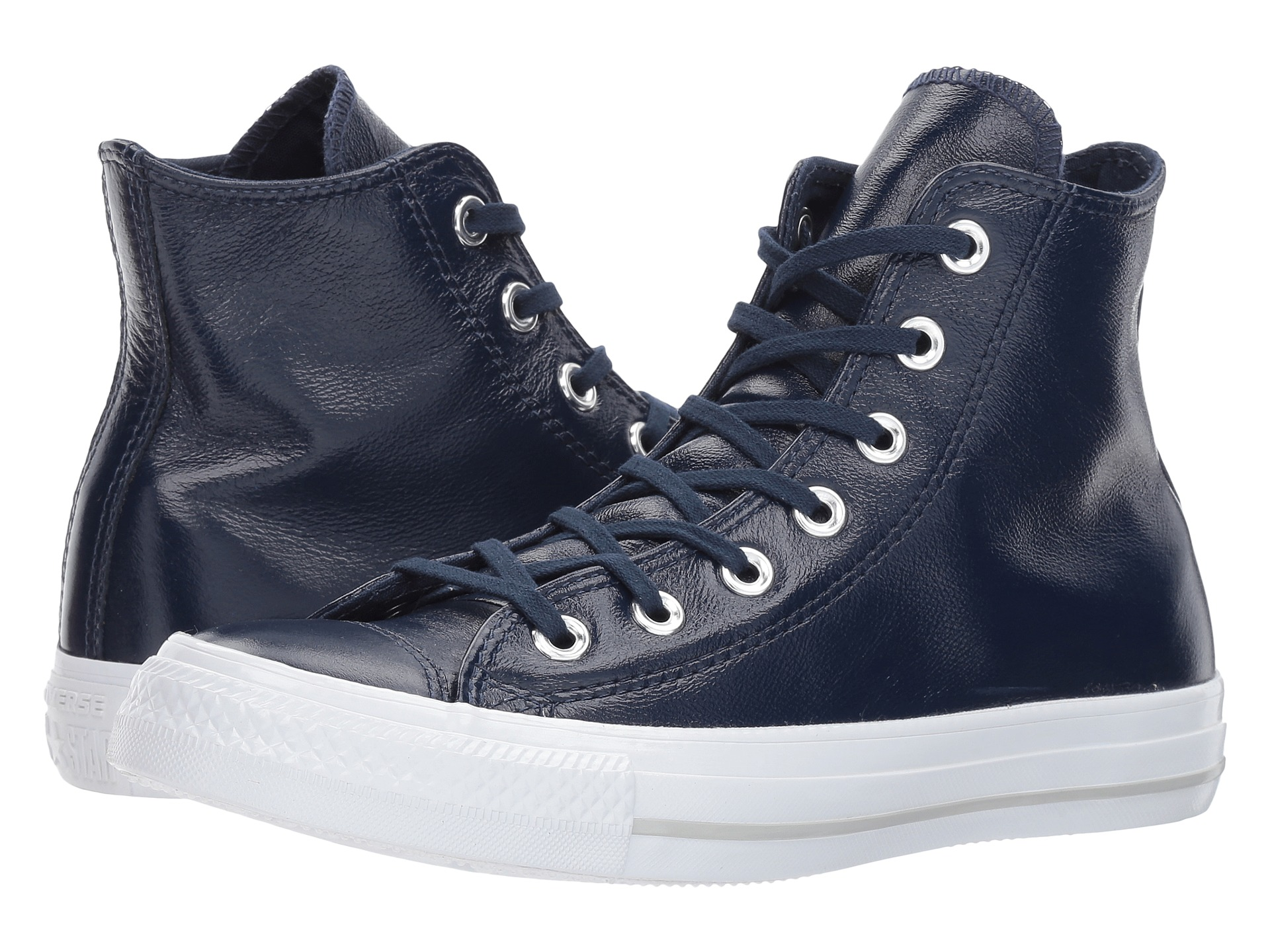 ALL STAR HI PATENT/SUEDE - FOOTWEAR - High-tops & sneakers Converse For Nice Cheap Price n9Rbm