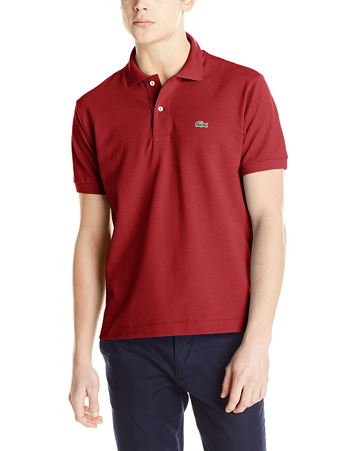 Polo Pique About Classic Sleeve Details Short Lacoste OX8nwP0k