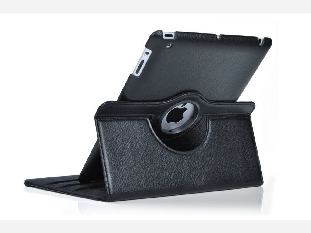 360 degree rotating case cover protector stand leather for ipad air 9 7 ebay. Black Bedroom Furniture Sets. Home Design Ideas