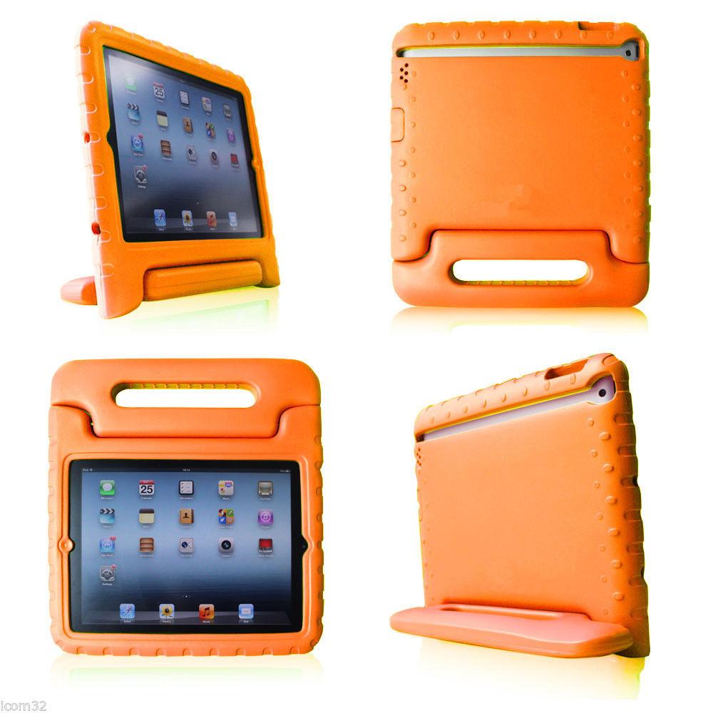 apple ipad air 2 children 39 s kids child case cover shockproof protector stand. Black Bedroom Furniture Sets. Home Design Ideas